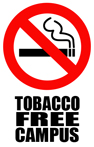 Edwards is a tobacco free campus